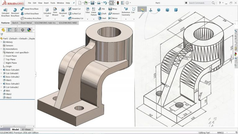Best SolidWorks Tutorial